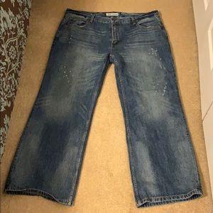 Aeropostale Driggs Slim Boot Jeans